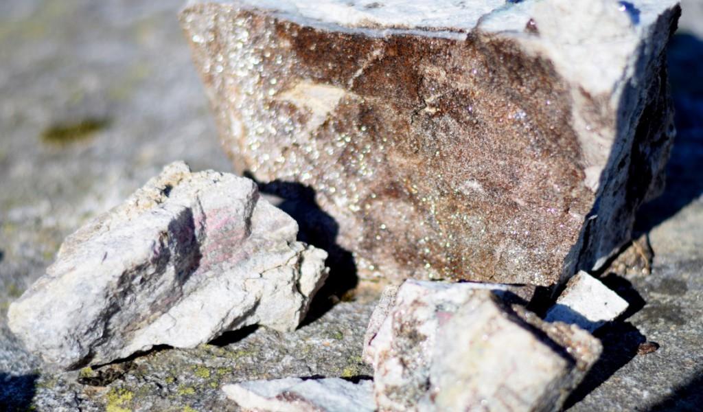 kråkesølv frå Baklia